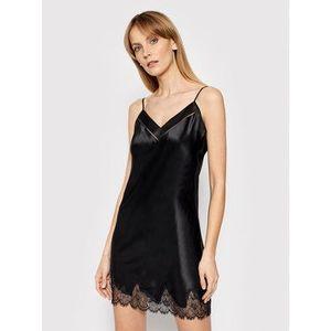 Simone Pérèle Nočná košeľa Nocturne 17F940 Čierna vyobraziť
