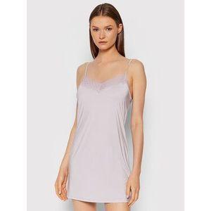 Calvin Klein Underwear Nočná košeľa 000QS6221E Fialová vyobraziť