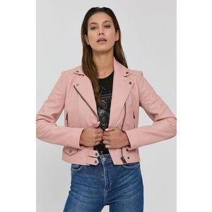Pinko - Kožená bunda vyobraziť