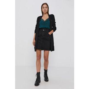 Only - Bavlnená rifľová sukňa vyobraziť