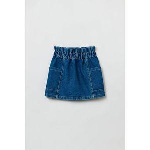 OVS - Dievčenská rifľová sukňa vyobraziť