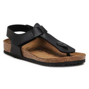 BIRKENSTOCK Sandále čierna vyobraziť
