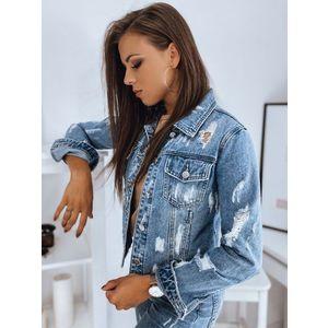 Krásna dámska džínsová bunda BETERS. vyobraziť