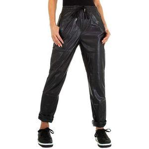 Dámske koženkové nohavice vyobraziť