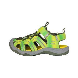 Detské sandále s reflexnými prvkami Alpine Pro vyobraziť