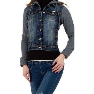 Dámska jeansová bunda vyobraziť