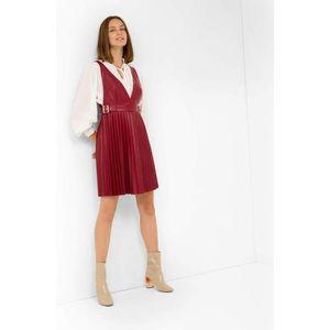 Orsay eko-kožené šaty vyobraziť
