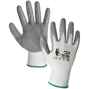 Canis Pracovné rukavice ABRAK - 9 vyobraziť