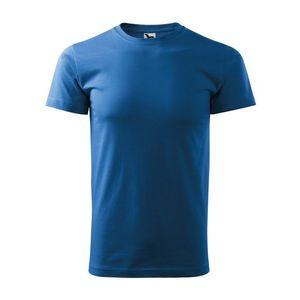 Adler (MALFINI) Tričko Heavy New - Azurově modrá   L vyobraziť