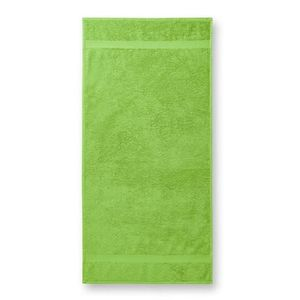 Adler (MALFINI) Osuška Terry Bath Towel - Apple green   70 x 140 cm vyobraziť
