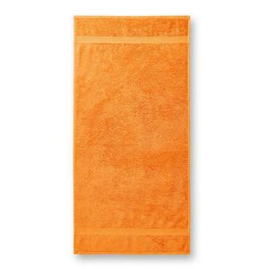 Adler (MALFINI) Osuška Terry Bath Towel - Mandarinkově oranžová   70 x 140 cm vyobraziť