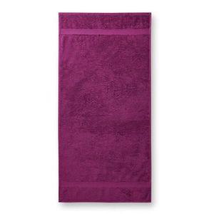 Adler (MALFINI) Osuška Terry Bath Towel - Světle fuchsiová   70 x 140 cm vyobraziť