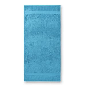 Adler (MALFINI) Osuška Terry Bath Towel - Tyrkysová   70 x 140 cm vyobraziť