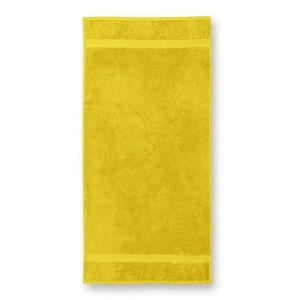 Adler (MALFINI) Osuška Terry Bath Towel - Žlutá   70 x 140 cm vyobraziť