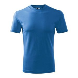 Adler (MALFINI) Tričko Heavy - Azurově modrá   L vyobraziť