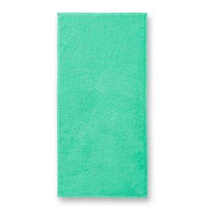 Adler (MALFINI) Osuška bez bordúry Terry Bath Towel - Mátová   70 x 140 cm vyobraziť