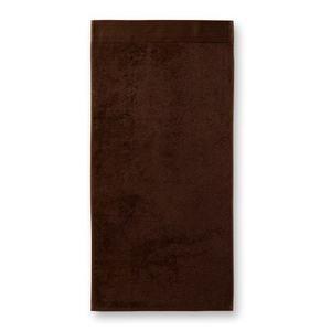 Adler (MALFINI) Osuška Bamboo Bath Towel - Kávová   70 x 140 cm vyobraziť