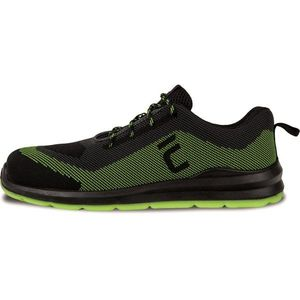 Cerva Pracovná obuv ZURRUM S1P ESD - Zelená   39 vyobraziť
