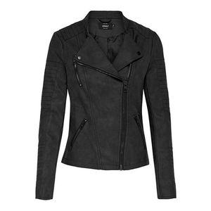 ONLY Dámska bunda ONLAVA faux 15102997 Black 42 vyobraziť