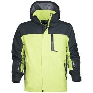 Ardon Nepremokavá pánska bunda Felix - Zelená   L vyobraziť