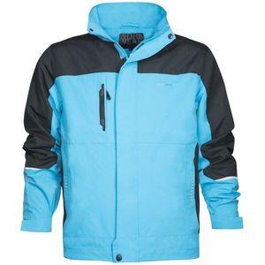 Ardon Nepremokavá pánska bunda Felix - Modrá   L vyobraziť
