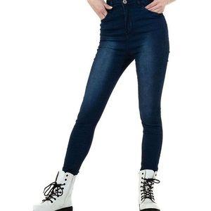 Dámske jeansové nohavice vyobraziť