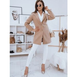 Elegantný dámsky kabát vyobraziť