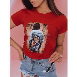 Originálne dámske tričko OUT STYLE. vyobraziť
