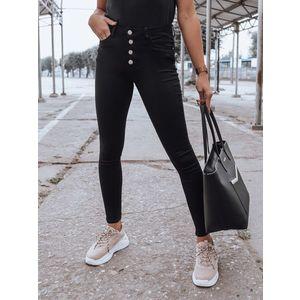 Pohodlné čierne džínsy MIDORIA.. vyobraziť