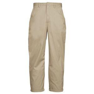 Pánske chino nohavice béžové vyobraziť