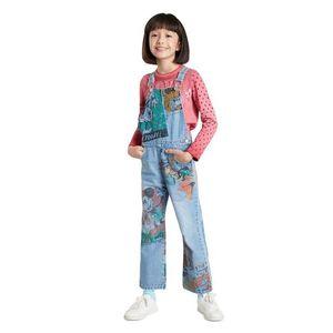 Desigual - Detské nohavice na traky vyobraziť
