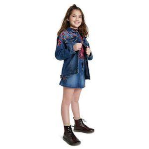 Desigual - Detská rifľová bunda vyobraziť
