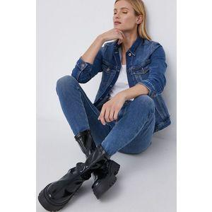 Cross Jeans - Rifľová bunda vyobraziť