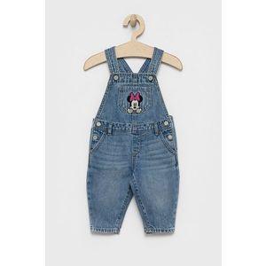 GAP - Detské nohavice na traky x Disney vyobraziť