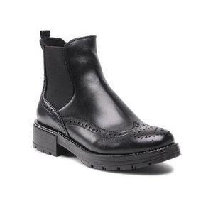 Baldaccini Členková obuv s elastickým prvkom 1029000 Čierna vyobraziť