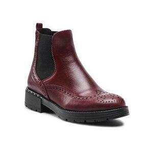 Baldaccini Členková obuv s elastickým prvkom 1029000 Bordová vyobraziť