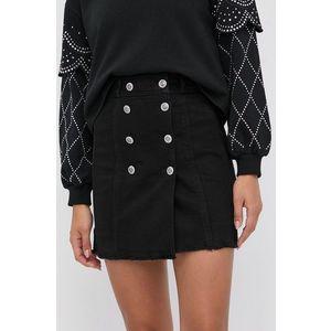 Liu Jo - Rifľová sukňa vyobraziť