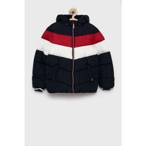 NAME IT Kabát tmavomodrá vyobraziť