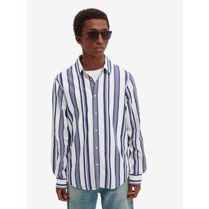 Pánska pruhovaná košeĺa vyobraziť