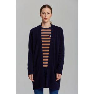 Modrý dámsky sveter GANT vyobraziť